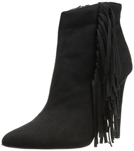 Qupid Boot Women's Black Virtue 71 OwCqOr