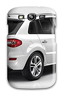 Tpu Case Cover For Galaxy S3 Strong Protect Case - Vehicles Car Design