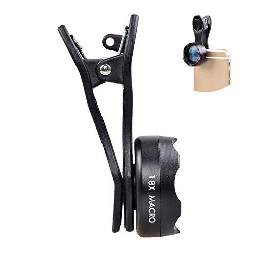 APEXEL APL-HD18X universal 18X Lente Macro de alta definición joyería del teléfono móvil lente de la cámara Insectos lente del teléfono Regard