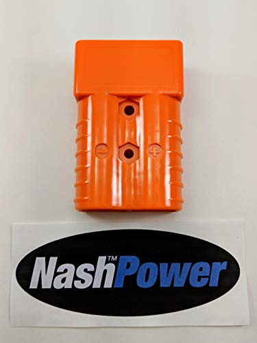 350 Amp Orange Battery Connector Housing Replaces Anderson SB350