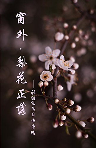 Pear Blossoms: The Selected Works of Qing Yu Fei Fei's Poems (Chinese Edition) image 1