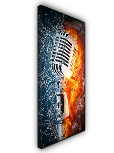 Acoustimac Sound Absorbing Acoustic MICROPHONE product image
