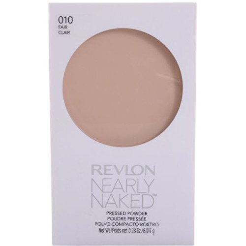 Revlon Nearly Naked Pressed Powder - Fair - 0.28 oz ()