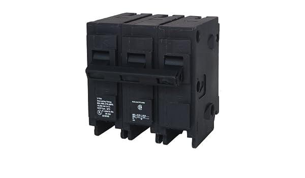 Q370H 70-Amp Three Pole 22kA Type QPH Circuit Breaker