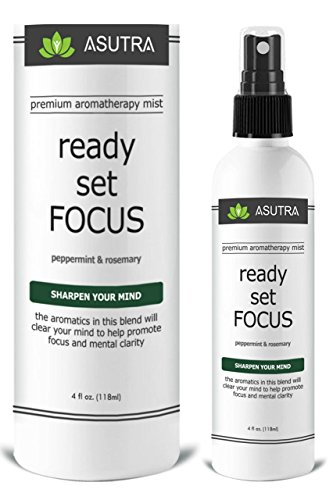 Ready Room - ASUTRA Premium Aromatherapy Mist -
