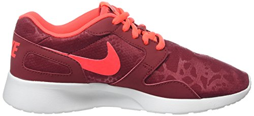 Nike Kaishi Run Stampa Damen Sneakers Bordeaux / Koralle