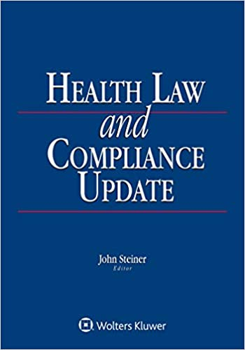 Amazon com: Health Law and Compliance Update, 2019 Edition