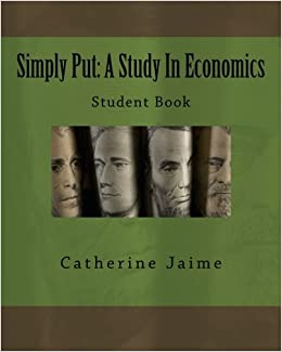 Simply Put: A Study In Economics Student Book: Mrs