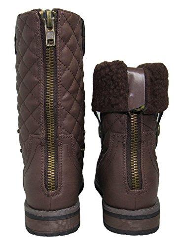 boots Holly Womens 9 Brown Glaze C8ZnwWq8F