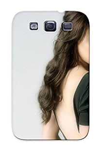 Catenaryoi Shock-dirt Proof Lindsay Lohan Case Cover Design For Galaxy S3 - Best Lovers' Gifts