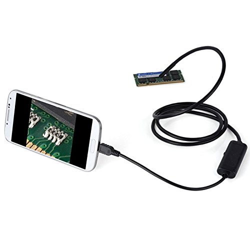 Click to buy NEW 7mm Android Endoscope IP67 Waterproof USB Inspection Snake Tube Camera 10M Cable for Samsung Galaxy S5/S6/Note 2 3 4 5 - From only $34.99