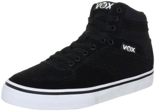 VOX ACCENT VF-ACC Unisex - Erwachsene Sportschuhe - Skateboarding Schwarz (Bbw)