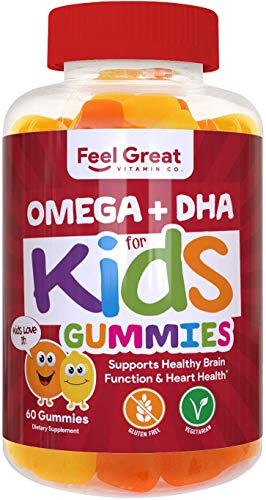 Complete DHA Gummies for
