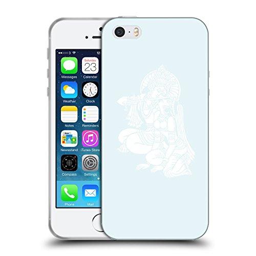 GoGoMobile Coque de Protection TPU Silicone Case pour // Q09570619 Hindou 11 Bulles // Apple iPhone 5 5S 5G SE