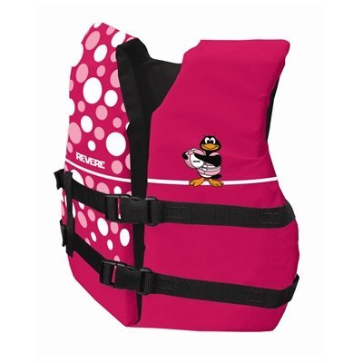 【即出荷】 Revere Pink Polka Revere Dot Lifevest (Infant) by Revere Survival Polka Pink Products B00DBCX4IE, ヨネヤマチョウ:c5119bae --- a0267596.xsph.ru