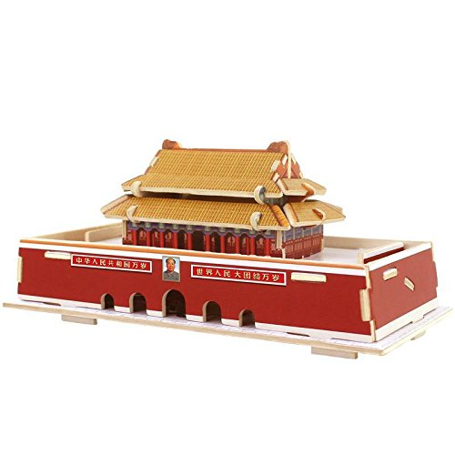 wooden-3d-puzzle-china-beijing-tiananmen-square