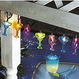 MARGARITA Party Light Set Outdoor Pool Summer LUAU NEW