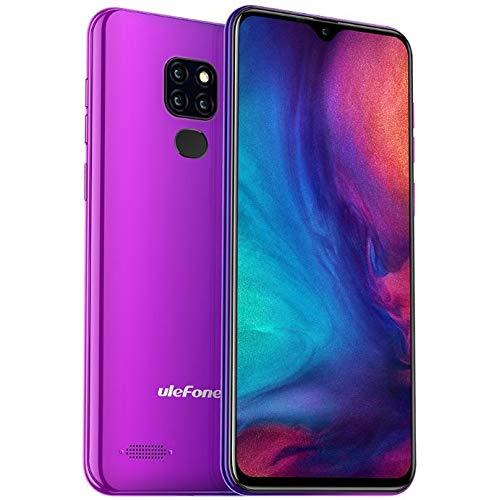 Ulefone Note 7P (2019) 4G Smartphone ohne Vertrag, 6,1-Zoll-Wassertropfen-Bildschirm, Android 9.0-DUAL SIM Handy…