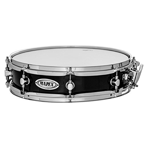 MPX MPBW4350CDK 14-Inch Snare Drum, Black Mapex