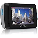 Magellan MiVue 638 1080p HD Dash Camera with 2.7 Advanced Touchscreen Display (Black)