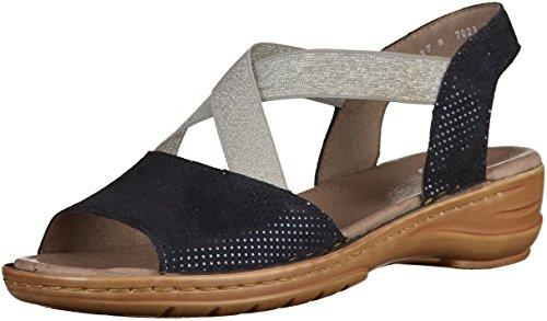 Aveva Sandalo Ara 38 12 Donne Scuro 37229g Xzv0zU