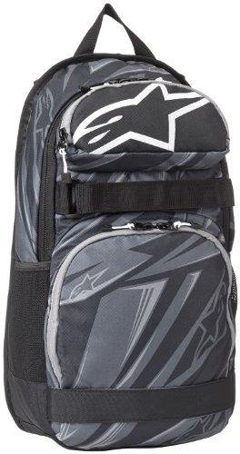 Alpinestars Backpack - ALPINESTARS Men's Optimus Pack Hat, Primus Gray, One Size