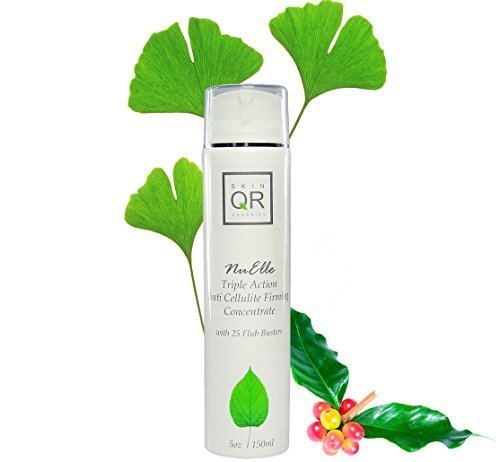 (New! NuElle Triple Action Anti Cellulite Firming Concentrate, 150 ml - the best anti cellulite treatment (natural ingredients only!) - great for body contouring, sculpting and diminishing cellulite by Sweetsation Therapy)