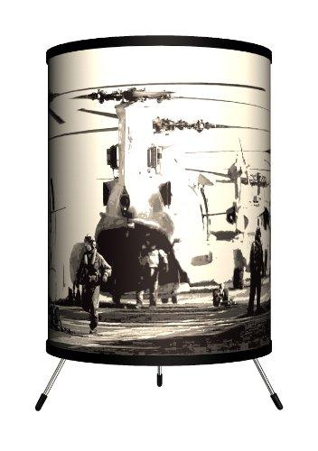 Lamp In A Box Tri Ttn 46Skn Transportation   Ch 46 Sea Knight Tripod Lamp
