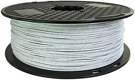 XuBaoFu, 2019 Impresora 3D filamento PLA mármol PLA 1.75mm 1KG ...