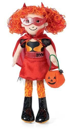 - Groovy Girls - Ember Halloween Doll Limited Edition 2006