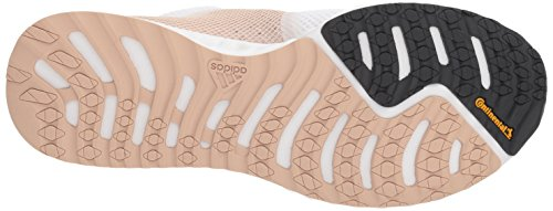 Adidas Womens Edge Lux Clima Scarpa Da Corsa Bianco / Cenere Perla / Cenere Perla