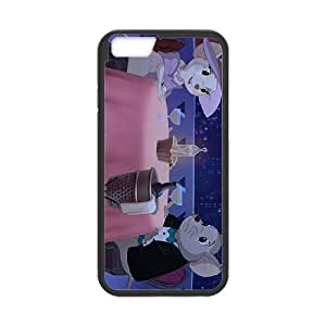 The Rescuers Character Bernard iPhone 6 4.7 Inch Cell Phone Case Black Jzujc
