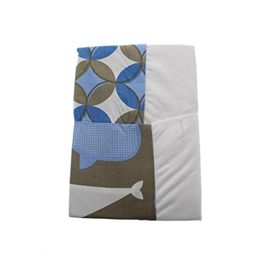 Room 365 Whales Changing Pad Cover 2Pk