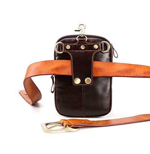 Libero Crossbody E Borsa Tasche Pelle Tempo Bag In Uomo Spalle C Piccole Sport Myydd Marsupio b Cintura Multi funzione xRZY8q4wZ