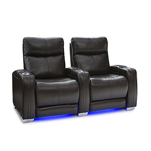 Seatcraft Solstice Leather Home Theater Seating