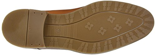 Bianco Klassischer Derby - Zapatos Derby Hombre Marrón (Light Brown)