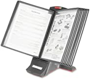 Master Products MasterView Model Modular Desktop Stand with Note Dispenser, Charcoal (MATMVMD12)