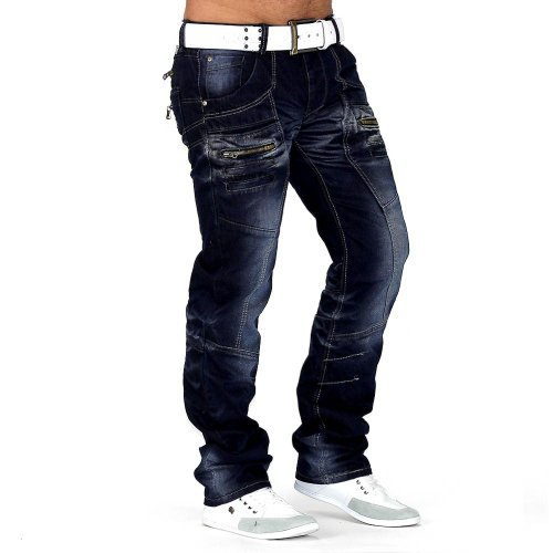 Jeans BIG Tripple roi ID669 Men Straight Fit (de jambe droite)