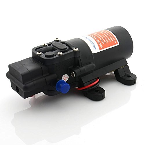 RV / Marine 12 Volt DC / 12 V pressure Demand Fresh Water Diaphragm Self Priming PUMP by A PLUS LIMITED CO