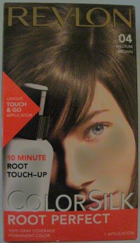 Revlon ColorSilk Perfect Touch Up HairColor