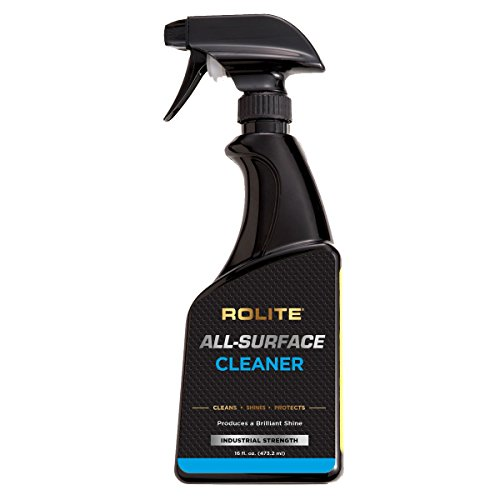 Price comparison product image Rolite All-Surface Cleaner (16 fl. oz.) Instantly Cleans TV, Plasma, LCD, LED, iPad, iPod, iPhone, Laptop, Macbook, Computer Monitor, Tablets, GPS and much more