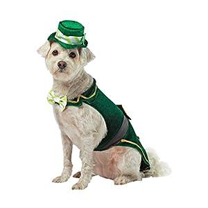 Leprechaun Dog Costume X-Small