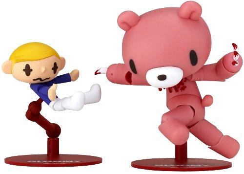 Kaiyodo Revoltech Gloomy Bear Action - Gloomy Plush Bear