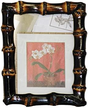 Amazon Com Bamboo Picture Frame Size 5 X 7