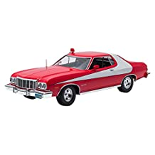 GreenLight Collectibles Artisan Collection-Starsky and Hutch (Tv Series 1975-79)-1976 Ford Gran Torino (1:18 Scale) Vehicle