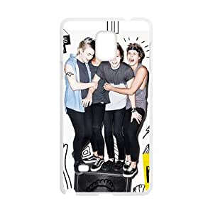 EROYI 5 Seconds of Summer Cell Phone Case for Samsung Galaxy Note4