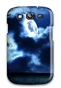 Protection Case For Galaxy S3 / Case Cover For Galaxy(scary)