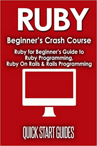 RUBY Beginner's Crash Course
