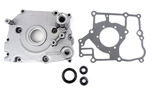 Transmission Oil Seal (Kawasaki 300 Lakota Front Transmission Engine Sprocket Cover Gasket & Oil Seals)