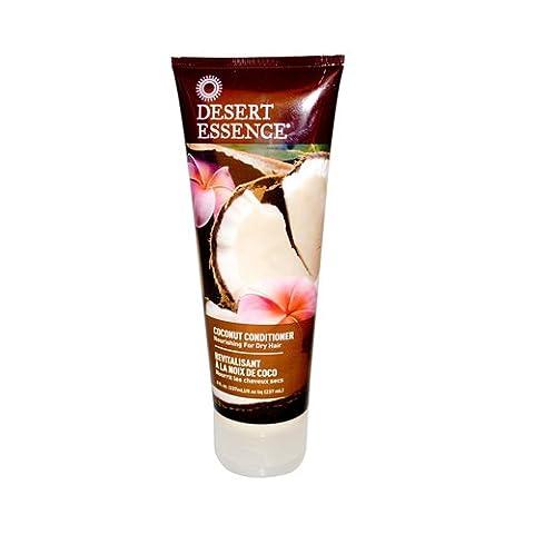 Desert Essence Conditioner Coconut, 8 oz (Organics Coconut Conditioner)